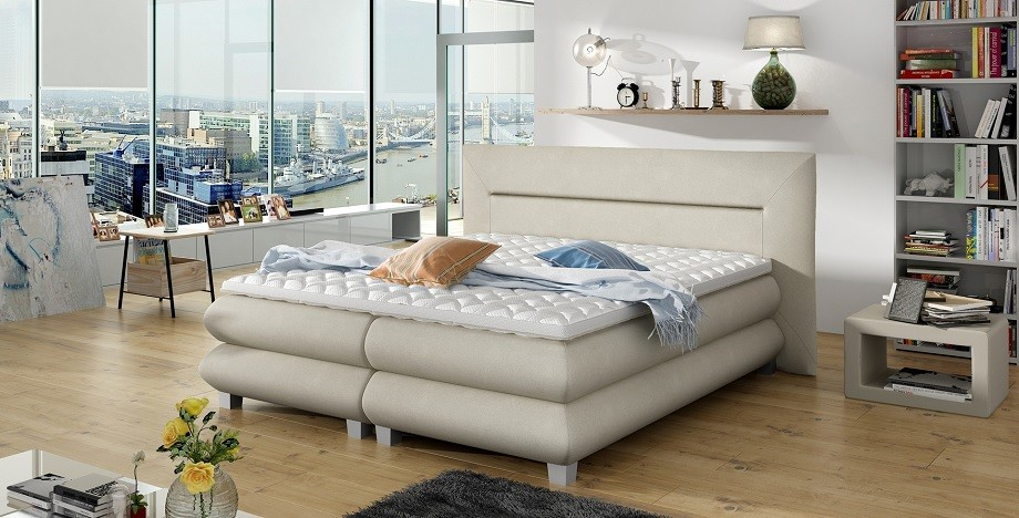 BOXSPRING GISSEL (180/200)