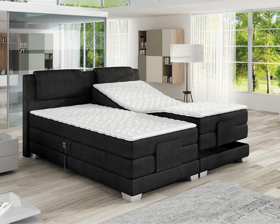 BOXSPRING STORM XL (160/200)