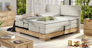 BOXSPRING BROOKLIN MASIV (160/200)