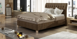 BOXSPRING BORDO (100/200)